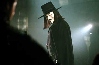 And justice for all - V for Vendetta