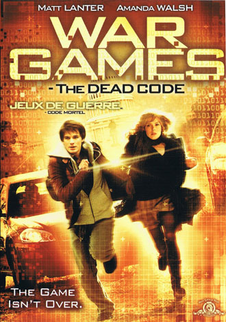 Unknown artwork from the movie WarGames: The Dead Code