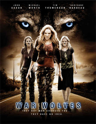 Us poster from the TV movie War Wolves