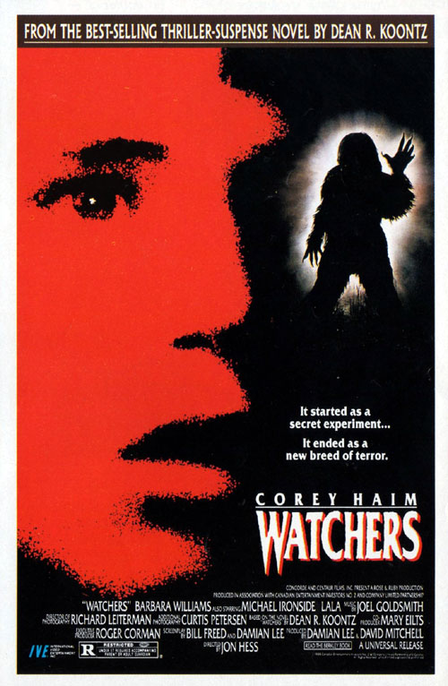 Unknown poster from the movie Watchers