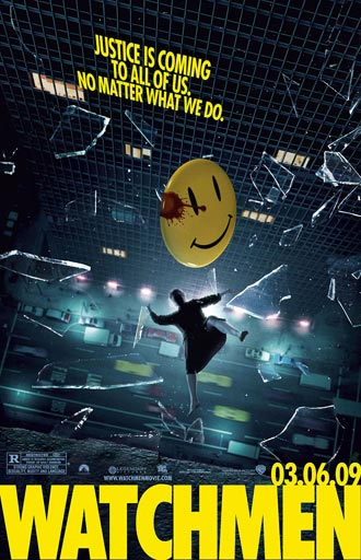 Us poster from the movie Watchmen