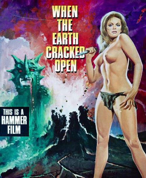 Unknown poster from 'When the Earth Cracked Open'