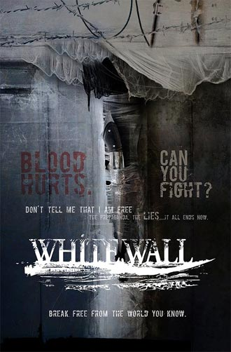 Us poster from the movie White Wall