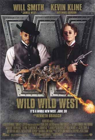 Us poster from the movie Wild Wild West