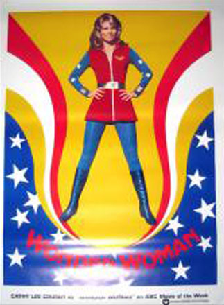 Unknown poster from the TV movie Wonder Woman