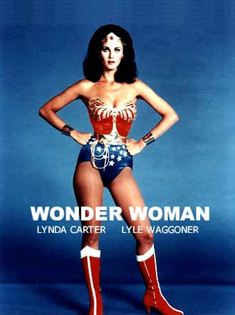 Unknown poster from the series Wonder Woman