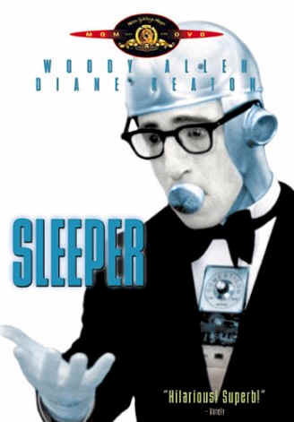 Unknown poster from the movie Sleeper