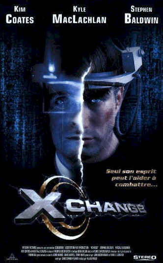 French poster from the movie X Change (Xchange)