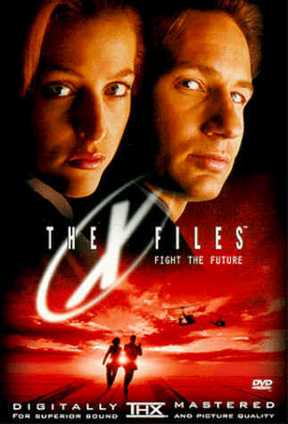 Unknown poster from the movie The X Files
