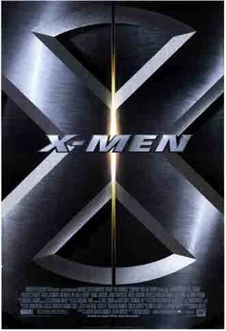Us poster from the movie X-Men