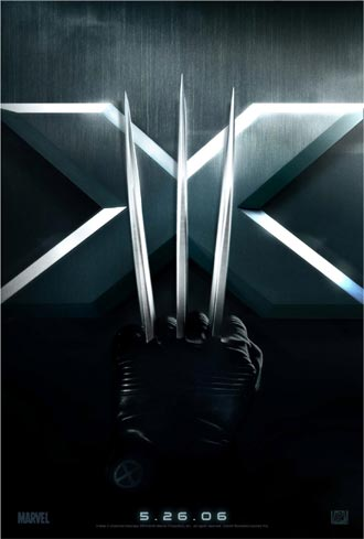 Us poster from the movie X-Men: The Last Stand