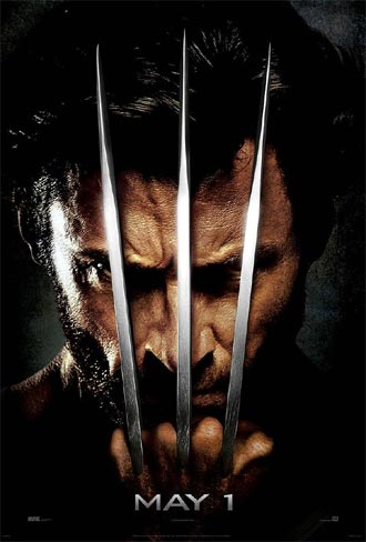 Us poster from the movie X-Men Origins: Wolverine