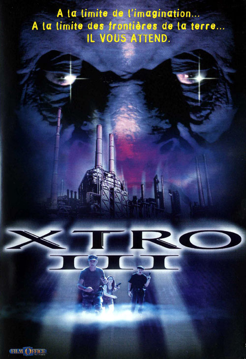French poster from the movie Xtro 3: Watch the Skies