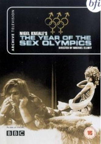 Unknown artwork from the movie The Year of the Sex Olympics