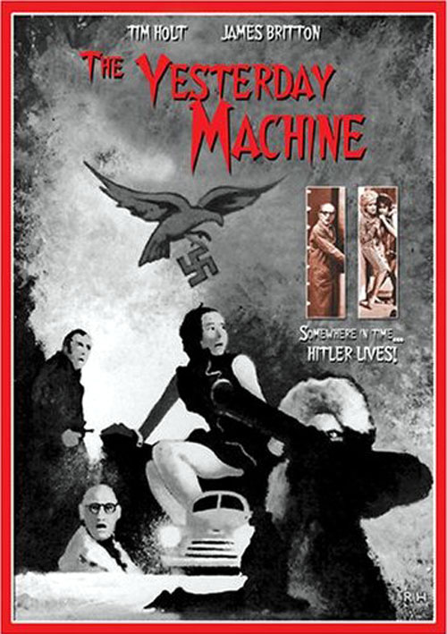 Unknown poster from the movie The Yesterday Machine