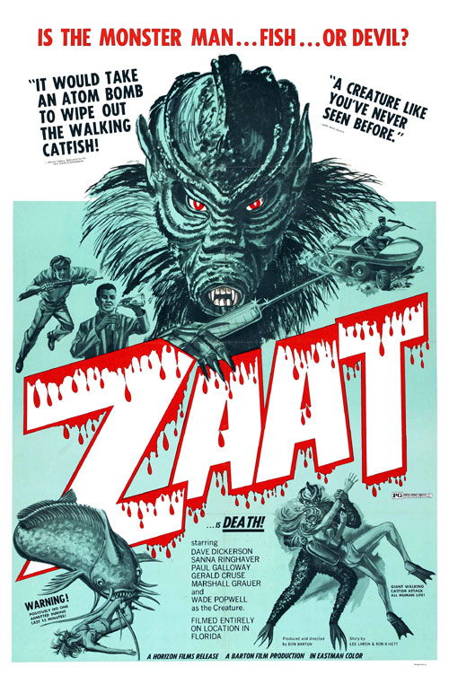 Us poster from the movie Zaat