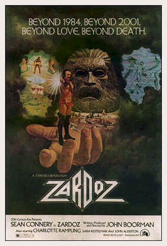 Unknown poster from the movie Zardoz