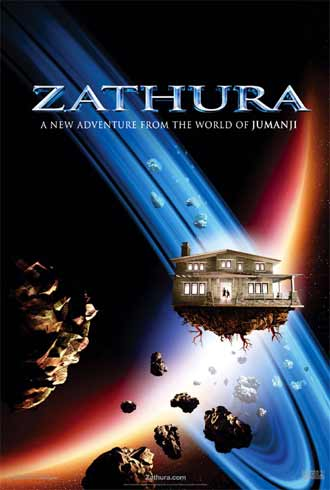 Us poster from the movie Zathura: A Space Adventure