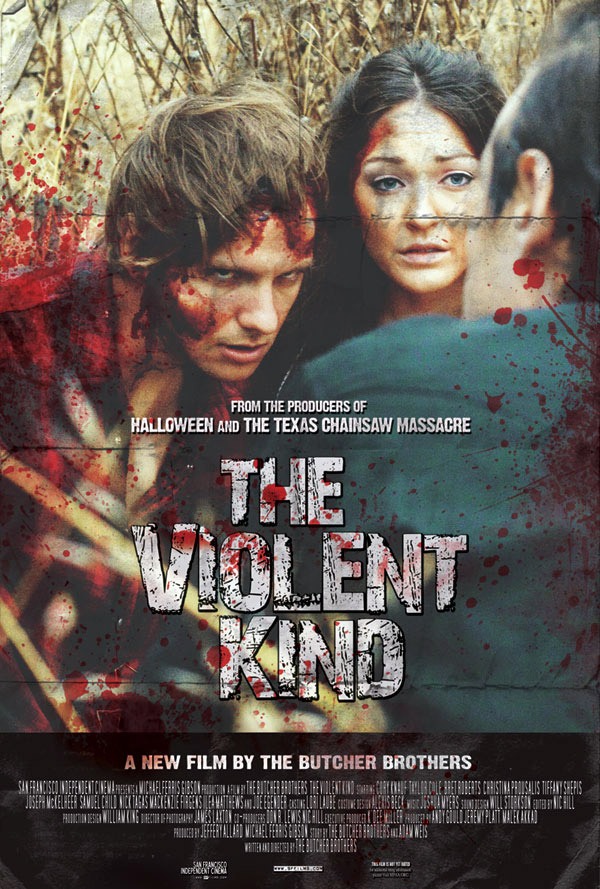 Unknown poster from the movie The Violent Kind