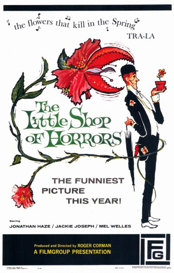 Us poster from the movie The Little Shop of Horrors