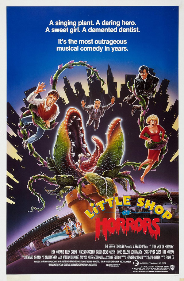 Us poster from the movie Little Shop of Horrors