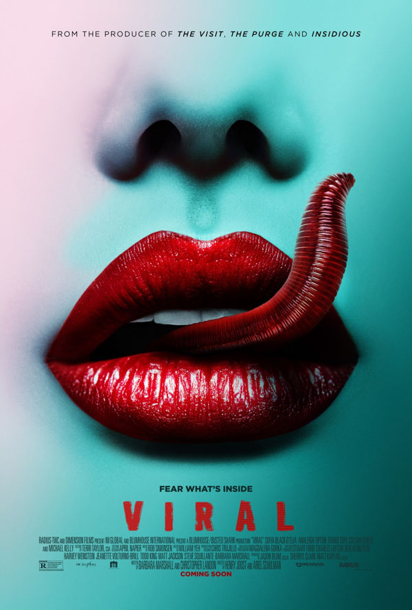 Us poster from the movie Viral