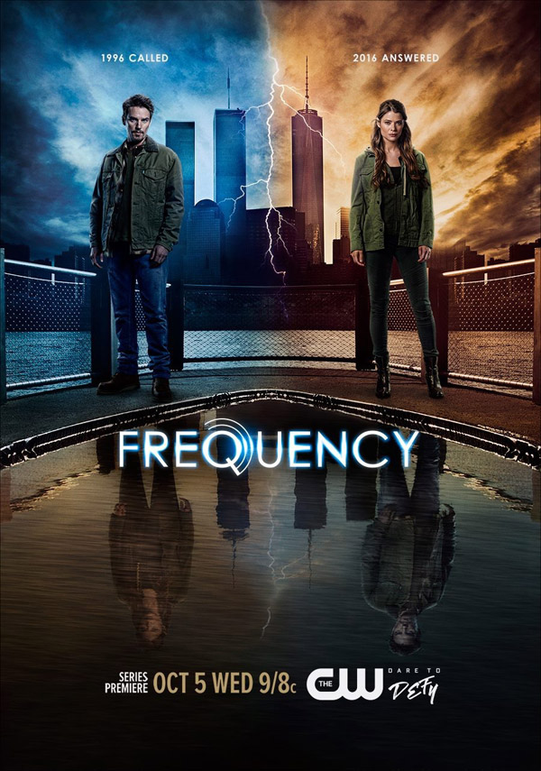 Us poster from 'Frequency'