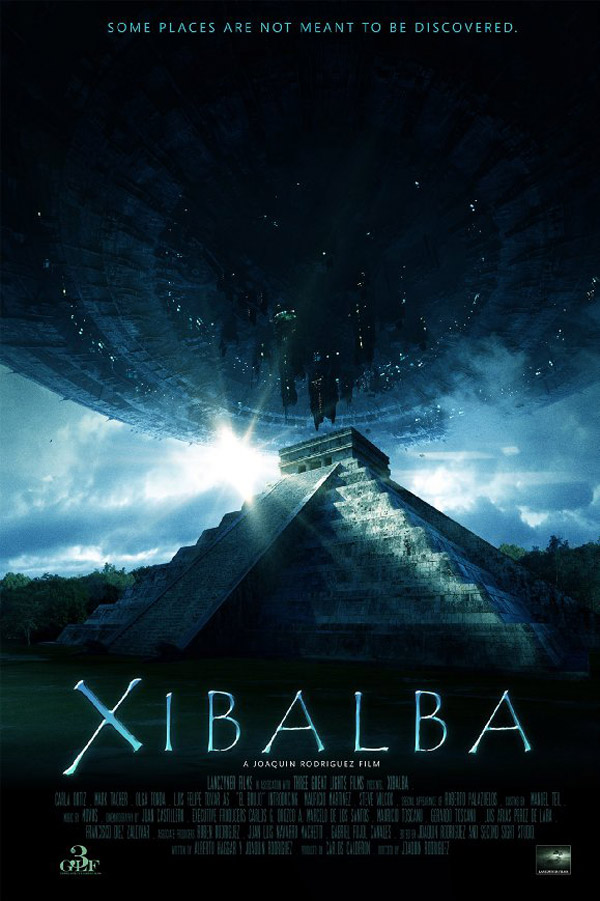 Us poster from the movie Xibalba