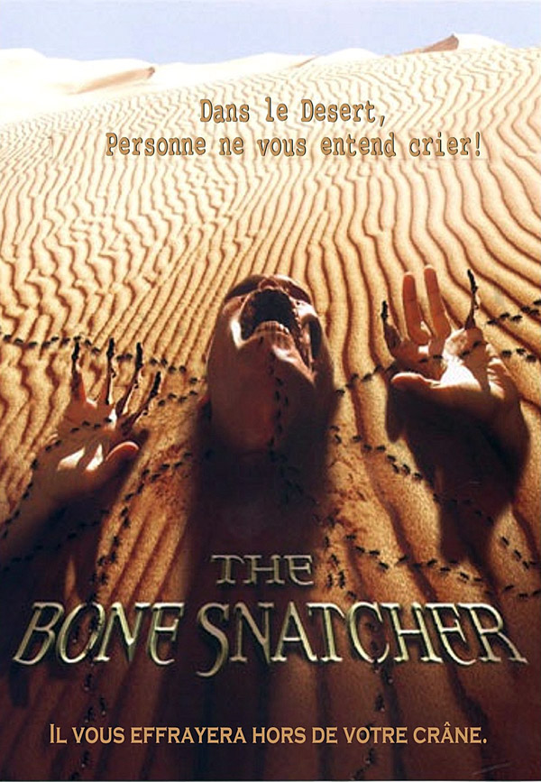 International poster from the movie The Bone Snatcher