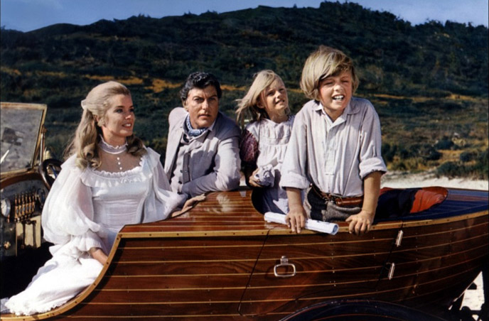 Photo de 'Chitty Chitty Bang Bang' - ©1968 United Artists - Chitty Chitty Bang Bang (Chitty Chitty Bang Bang) - cliquez sur la photo pour la fermer