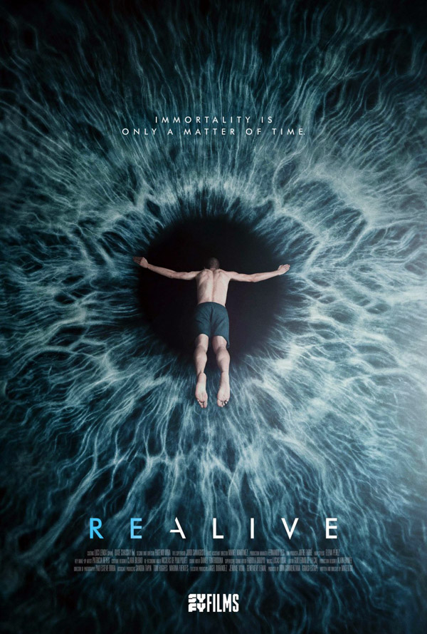 Us poster from the movie Realive