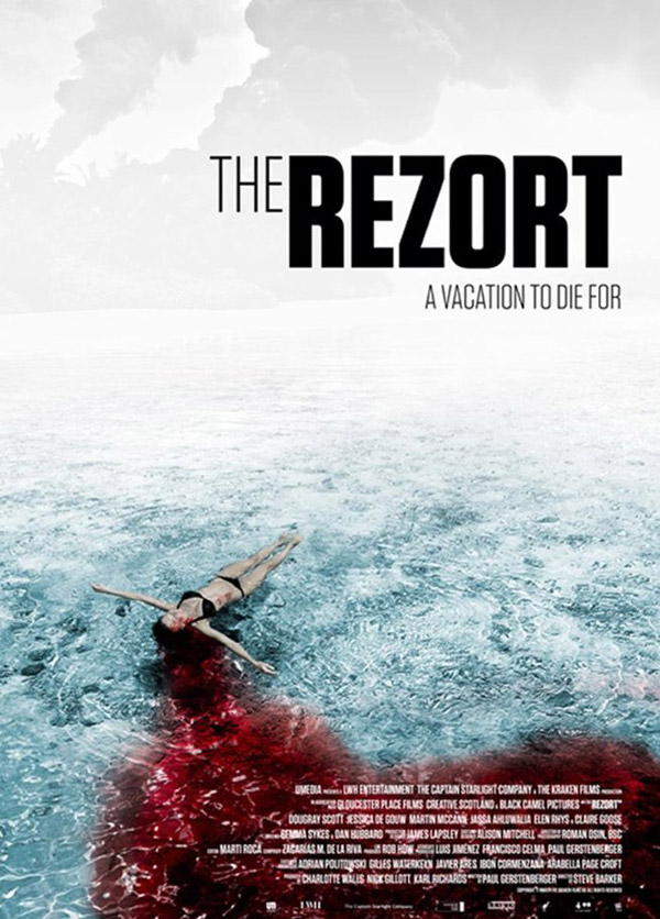 Unknown poster from the movie The Rezort