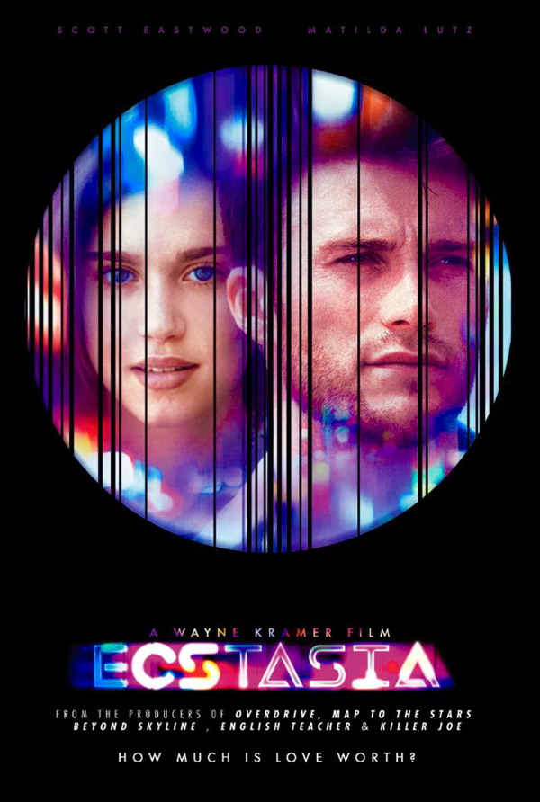 Us poster from the movie Ecstasia