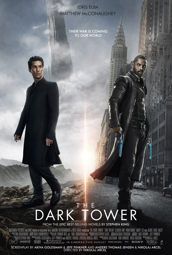 Us poster from the movie The Dark Tower