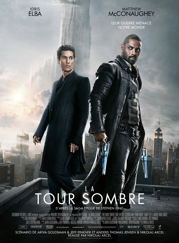 French poster from 'The Dark Tower'
