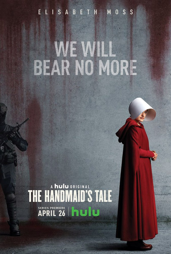 Us poster from the series The Handmaid's Tale