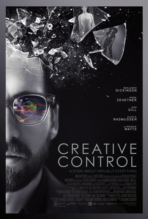 Us poster from the movie Creative Control