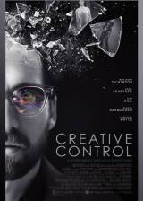 Movie poster from Creative Control, in theaters on March 11, 2016