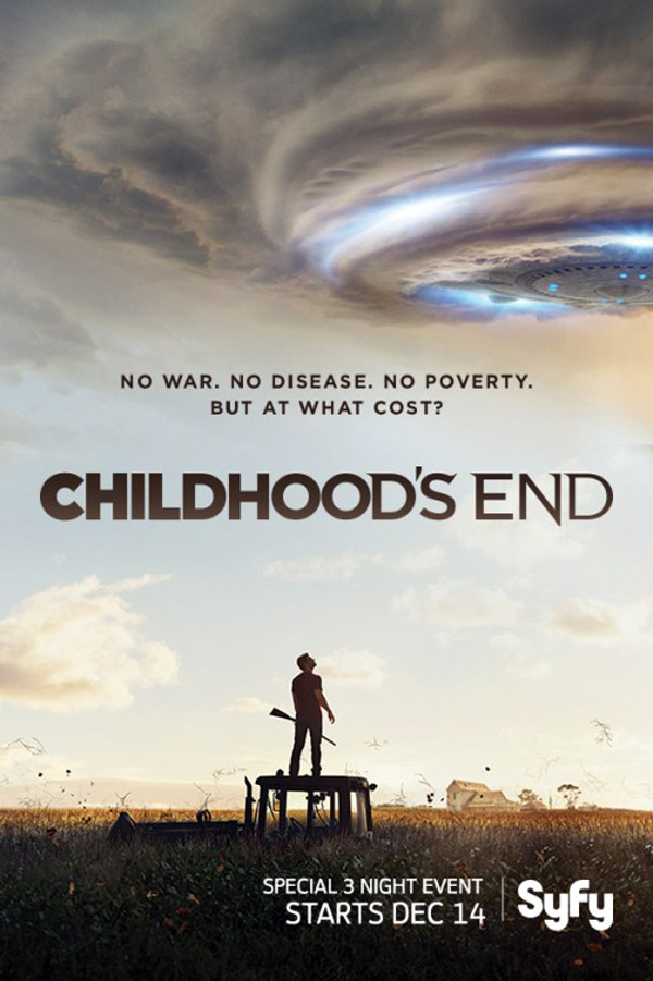 Affiche américaine de la série Childhood's End, les enfants d'Icare (Childhood's End)