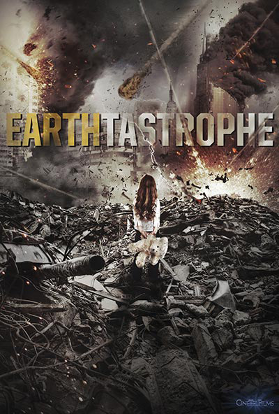 Canadian poster from the TV movie Earthtastrophe
