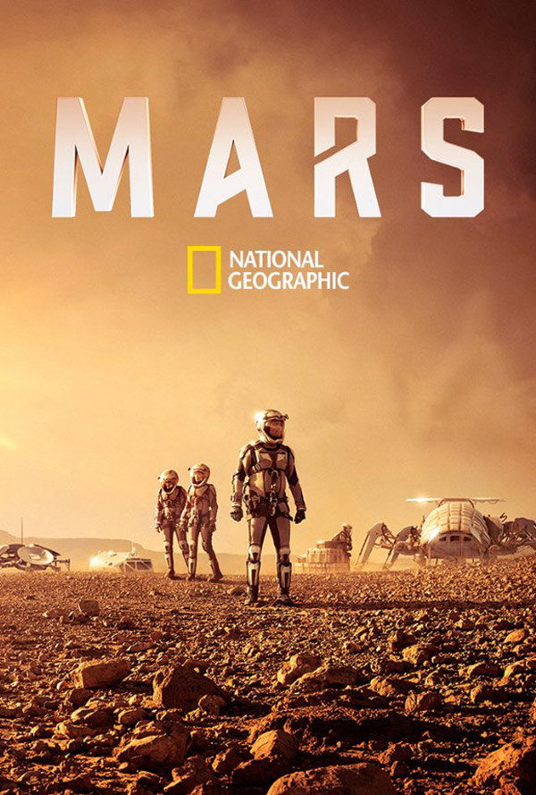 Unknown poster from the series Mars