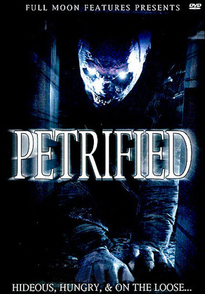 Unknown artwork from the movie Petrified