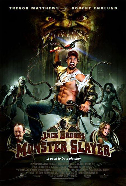 Unknown poster from the movie Jack Brooks: Monster Slayer
