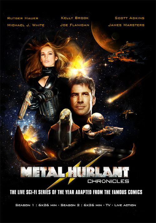 Unknown poster from the series Métal Hurlant Chronicles (Metal Hurlant Chronicles)