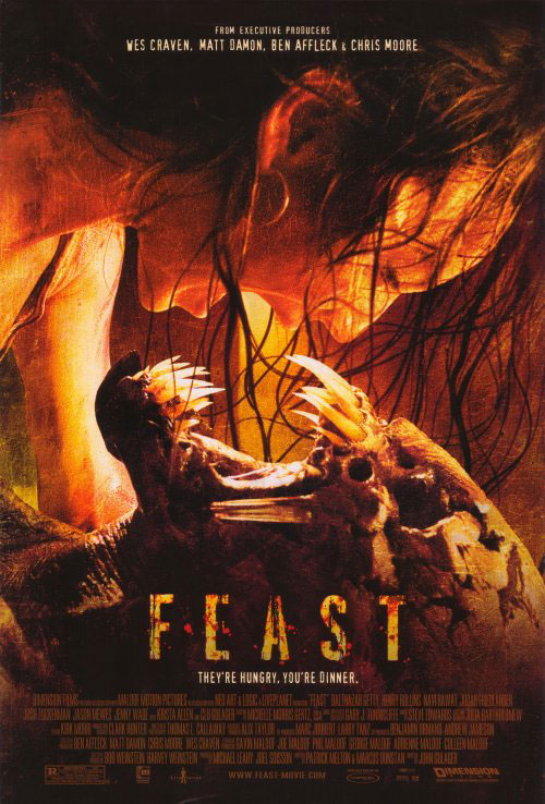 Us poster from the movie Feast