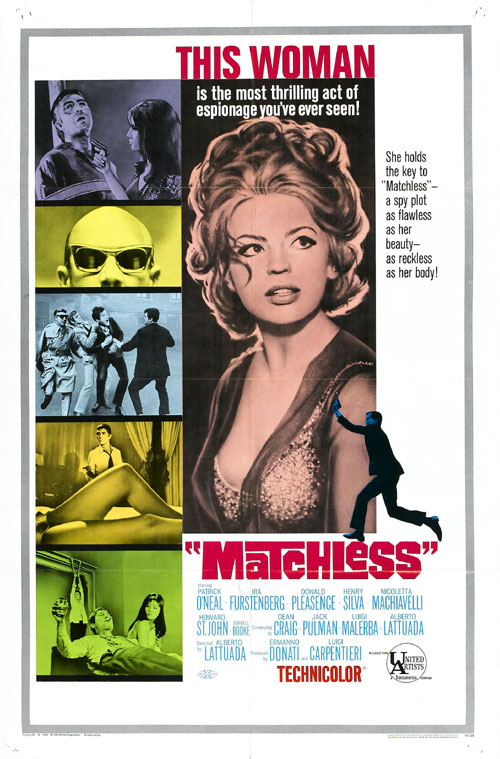Us poster from the movie Matchless