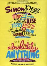 Poster from 'Absolutely Anything'