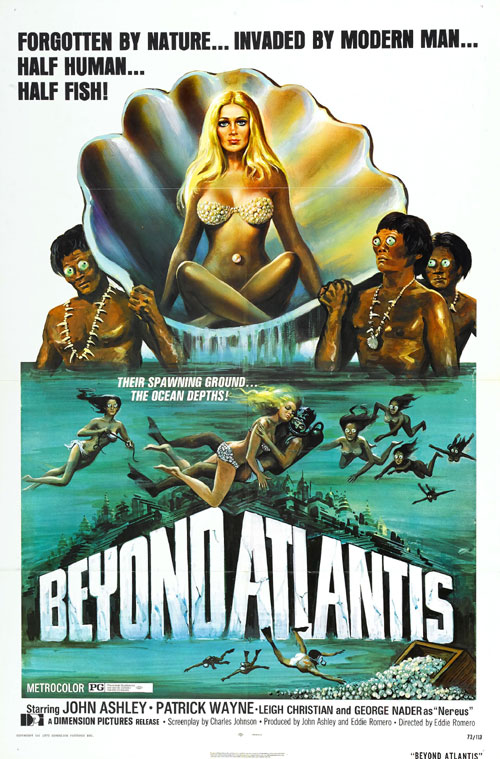 Us poster from the movie Beyond Atlantis