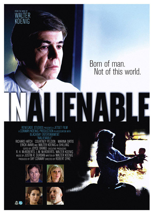 Us poster from the movie InAlienable