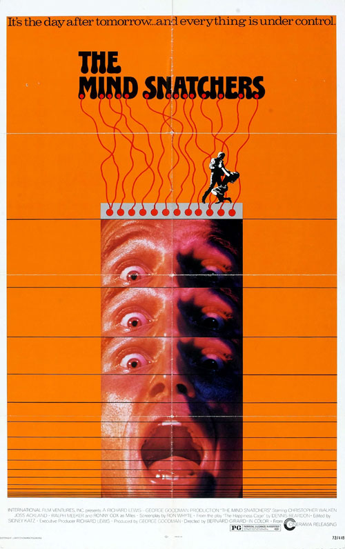 Us poster from the movie The Happiness Cage